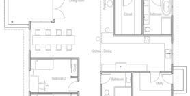 modern houses 10 house plan CH634.jpg