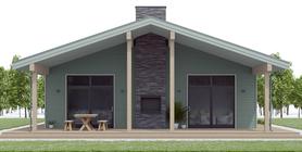 House Plan CH651