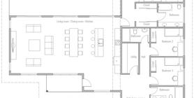 small houses 10 home plan CH628.jpg