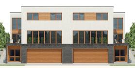 Duplex House Plan CH507D