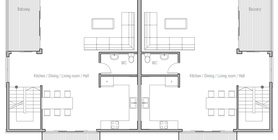 duplex house 11 home plan ch507d.jpg