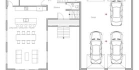 coastal house plans 20 house plan ch607.jpg
