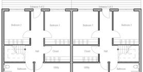 duplex house 10 house plan ch513.jpg