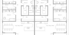 duplex house 25 House Plan CH668D.jpg