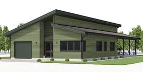 modern houses 001 House Plan CH629.jpg