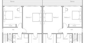 duplex house 11 house plan CH502.jpg