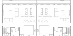 duplex house 12 house plan CH502.jpg
