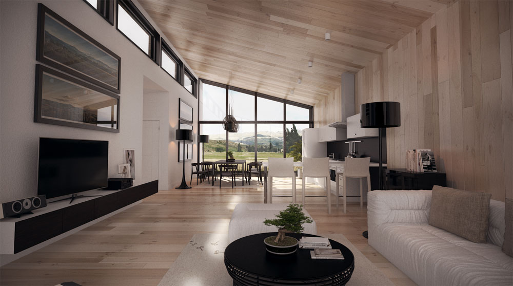 House plans gallery house plans house designs for Modern house concept