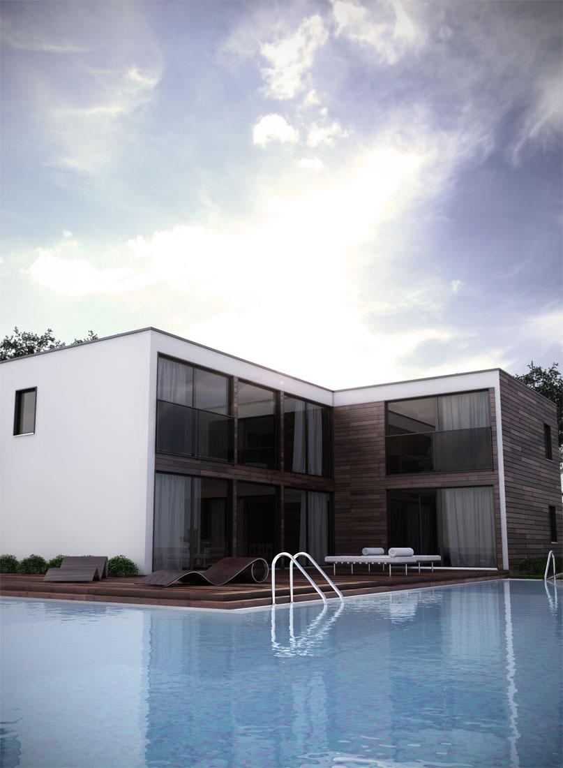 Inside outside house plans house designs for Houseplan com