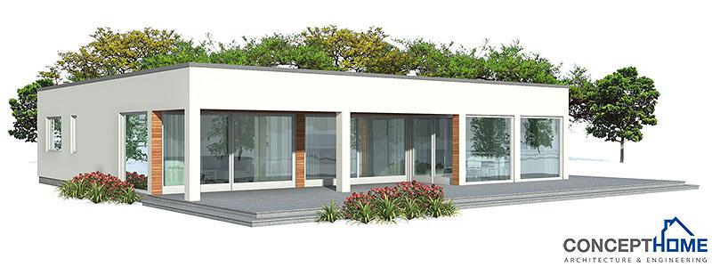 Modern House Ch138 In Minimalist Design