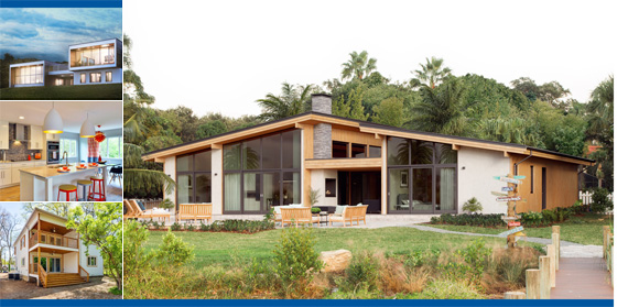The World S Largest Collection Of Modern House Plans Small House Plans Contemporary House Designs